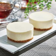 濃厚なめらかレアチーズケーキ 210円