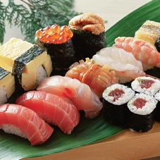 にぎり寿司 698円(税抜)