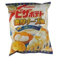 ピザポテト濃厚チーズ味 108円