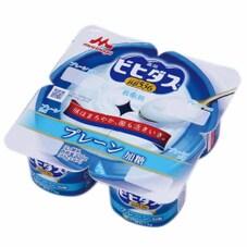 ビヒダスヨーグルト      プレーン加糖 108円
