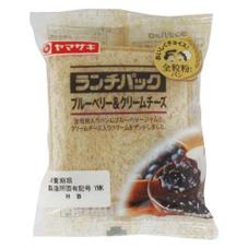 ランチパック(ブルーベリー&クリームチーズ) 108円