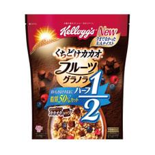 フルグラハーフくちどけカカオ袋 497円(税抜)