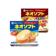 ネオソフト・ネオソフトコクのあるバター風味 167円(税抜)