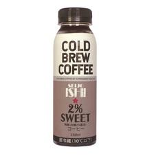 コールドブリューコーヒー 微糖 250円(税抜)