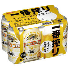 一番搾り<生> 1,058円(税抜)