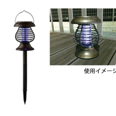 LEDソーラー殺虫器 1,980円(税抜)