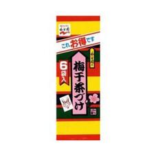 梅干茶漬け 178円(税抜)