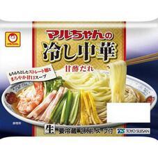 マルちゃんの冷し中華各種 159円(税抜)