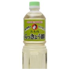 らっきょう漬けの酢 398円(税抜)