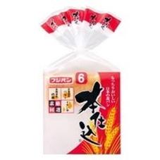 本仕込食パン 6枚 138円(税抜)