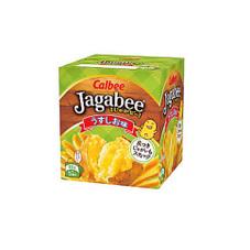Jagabee うすしお味 5ポイントプレゼント