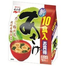 生タイプみそ汁 198円(税抜)