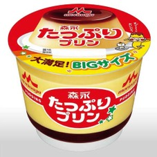 たっぷりプリンカスタード 62円