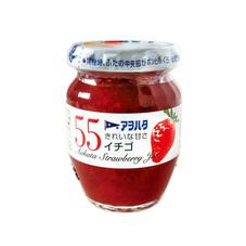 55イチゴジャム 128円(税抜)