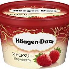 ミニカップ ストロベリー 168円(税抜)