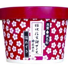 信玄弦餅アイス 塩あずき 320円(税抜)