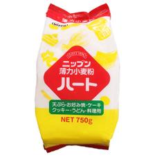 小麦粉ハート 99円(税抜)