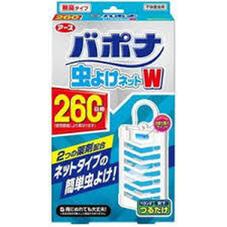 バポナ 虫よけネットW 260日 848円(税抜)