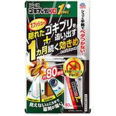 アースゴキプッシュプロ1 80回分 980円(税抜)