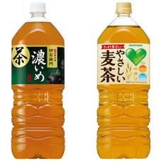 GREEN DAKARAやさしい麦茶 伊右衛門濃いめ 98円