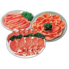豚ロース焼肉生姜焼き 158円(税抜)