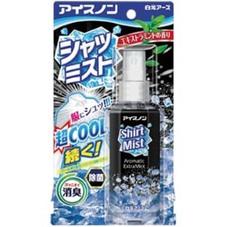 アイスノン シャツミスト エキストラミントの香り 368円(税抜)