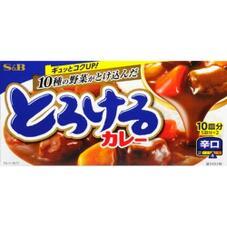 とろけるカレー 98円(税抜)