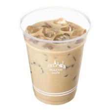 アイスほうじ茶ラテ 210円