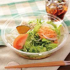 1食分の野菜が摂れるサラダうどん 498円