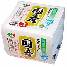 元気とうふ国産 増量 78円(税抜)