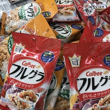 フルグラ 小袋 各種 49円(税抜)