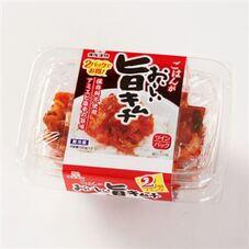 ごはんがおいしい旨キムチ 158円(税抜)
