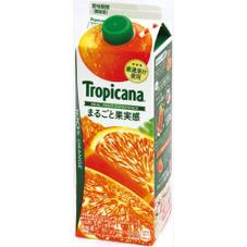 100%まるごと果実感オレンジ 188円(税抜)