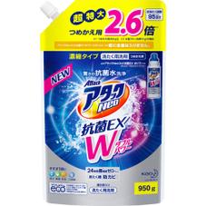 アタックネオ詰替用各種 600円(税抜)