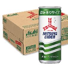 三ツ矢サイダー缶 ケース 980円(税抜)