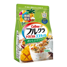 フルグラ トロピカルココナッツ味 698円(税抜)