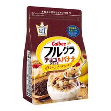 フルグラ チョコクランチ&バナナ 698円(税抜)