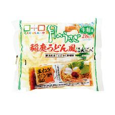 稲庭うどん風こんにゃく月のうさぎ 78円(税抜)