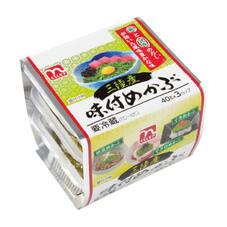 味付めかぶ 198円(税抜)