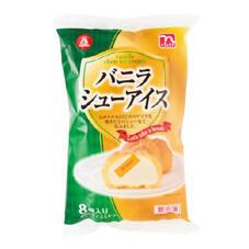 バニラシューアイス 198円(税抜)