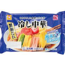 冷し中華 醤油だれ 158円(税抜)