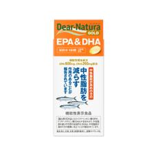 ディアナチュラゴールド EPA&DHA 1,980円(税抜)