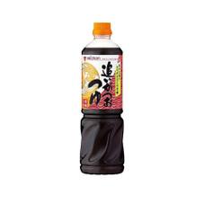 追いがつおつゆ 198円(税抜)