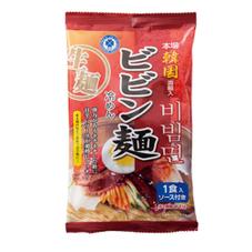 本場韓国直輸入 ビビンバ麺 118円(税抜)
