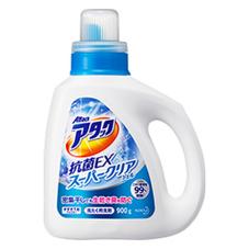 アタック抗菌EXSクリアジェル本体900g 198円(税抜)
