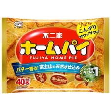 不二家 ホームパイ40枚 158円(税抜)
