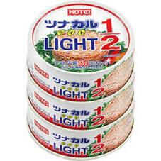 ツナカル1/2 3缶 198円(税抜)