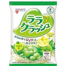 蒟蒻畑ララクラッシュ マスカット味 108円(税抜)