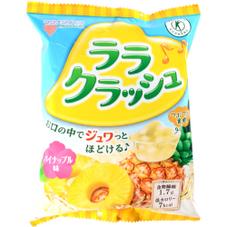 蒟蒻畑ララクラッシュ パイナップル味 108円(税抜)
