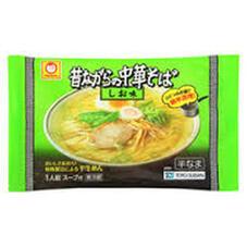 昔ながらの中華そば しお味 78円(税抜)
